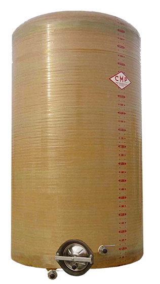VERTICAL CYLINDRICAL TANKS WITH FLAT BOTTOM